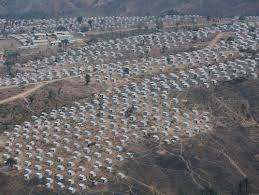 Bukavu (Camp des réfugiés Lusenda) : SVH, Solidarité des Volontaires pour l'humanité évalue à mi-parcours son action sur l'accessibilité des ménages des réfugiés burundais à la terre arable dans le territoire de Fizi. (Jonathan ISSAYA/Ongea)