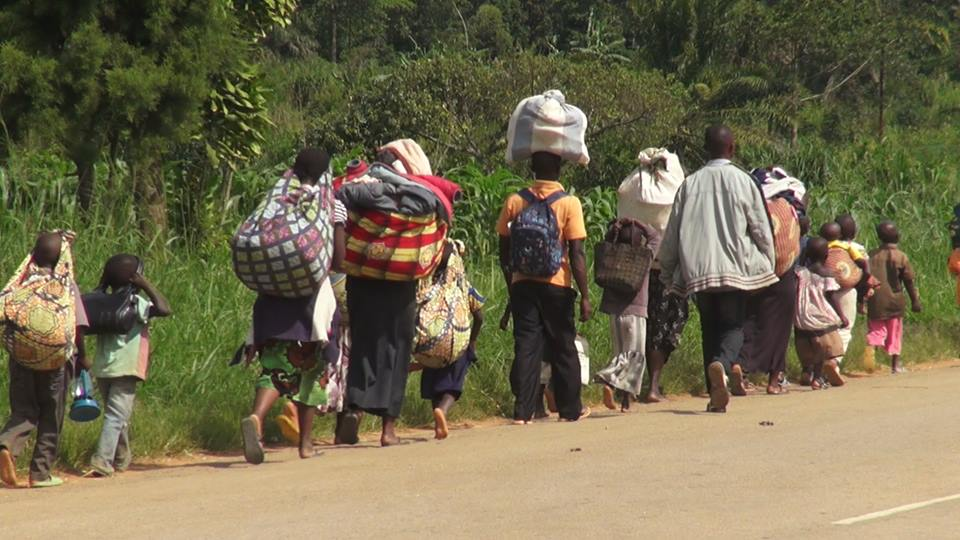 Nord-Kivu: Deux morts, sept blessés ainsi que plusieurs habitations pillées et brûlées après l'incursion des ADF à Ngite sur l'axe Beni-Oicha. (Alphonse Vikongo/Radio Muungano)