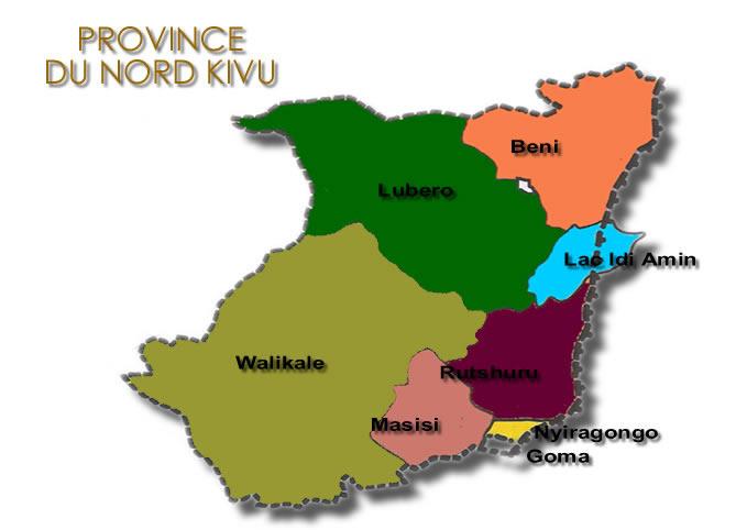 Nord-Kivu: Le Coordonnateur de la société civile de Beni demande à la population de barrer la route au projet de démembrement du Nord-Kivu. (Alphonse VIKONGO/Radio Muungano)