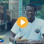 L'ONG « Jeunes Vivant avec Handicaps » apporte du soutien aux personnes vivant avec handicap pour se protéger contre le coronavirus.