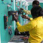 Un exercice d'apprentissage dans un établissement technique à Tshopo CP: Zom eco