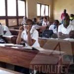 Une salle de classe d'une école du Nord-Kivu CP: Actualité.cd