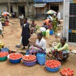 Un marché qui attire même les commerçants des proches territoires CP: DR