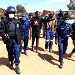 Le commissaire divisionnaire de la Police Lualaba CP:DR