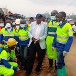 Lancement mardi ville propre à Kamituga au Sud-Kivu CP:DR